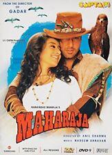 Maharaja (Hindi DVD) (1998) (English Subtitles) (Brrand New DVD)