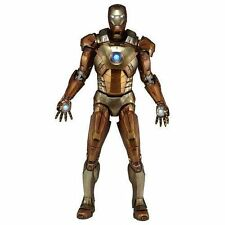 Marvel 61224 1 4 Scale Avengers Iron Man Midas Version in Gold Armor Figure