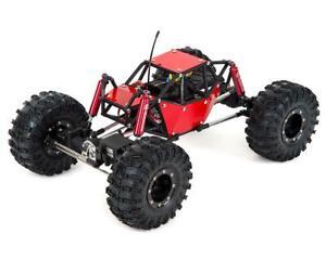 Gmade R1 1/10 RTR Rock Crawler Buggy w/2.4GHz Radio (Red) [GMA51011]