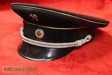 Schirmmütze Offizier Bergbau der DDR