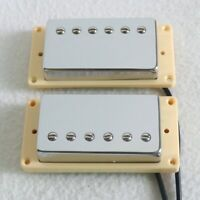 Epiphone Les Paul Electric Guitar Pickups Humbucker Set Alnico 5 Vintage Pickups