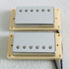 Les Paul Electric Guitar Pickups Humbucker Set for Neck Bridge Alnico V Pickups