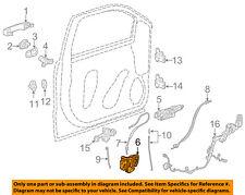 GM OEM Front Door-Lock Actuator Motor 13510953