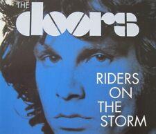 THE DOORS RIDERS ON THE STORM RARE GERMAN PROMO CD SINGLE JIM MORRISON 60'S ROCK