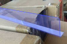 50 1 12 X 11 12 Clear Plastic Shelf Merchandise Dividers Self Adhesive Tape