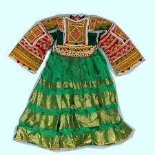 Belly Dance Tribal DRESS Kuchi Afghan Turkman (sz 6) 782b6