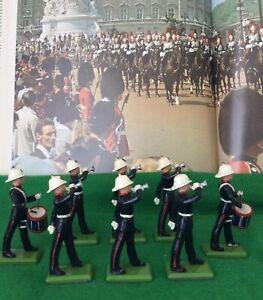 britains royal marines band