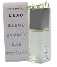 L'Eau Bleue D'Issey Eau Fraiche by Issey Miyake 4.2 oz /125ml for Men EDT Spray