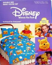 ~ Winnie the Pooh - DOONA QUILT / DUVET COVER SET - DBL