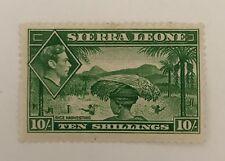Sierra Leone Sg 199 Lmm Cat £38