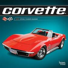 CORVETTE - 2021 MINI CALENDAR - BRAND NEW - 23452
