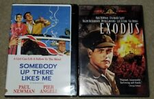 Somebody Up There Likes Me DVD  & Exodus DVD Paul Newman