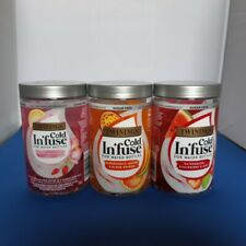 TWININGS COLD INFUSE FOR WATER BOTTLES INFUSER BAGS X 36 NEW