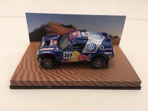 VW Race Touareg - 1/43 scale - Minichamps