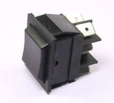 1pc Arcoelectric/Bulgin DPDT  Rocker Switch, Non Ind, 16A 250VAC ON/OFF/ON