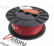 Raychem Wire Spool, P/N: 99M0111-24-2, 119020 Red, 5,000FT v20 cable 24AWG (wrs)