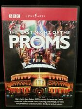 Used Last Night of the Proms DVD BBC Opus Arte Inventory M28-A