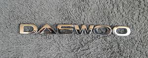 OEM Daewoo Body/Dash Emblem. 16cm