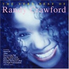 Randy Crawford Very Best Of CD NEW SEALED One Day I'll Fly Away/Street Life+