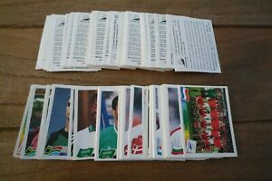 Panini France 98 World Cup Football Stickers nos 1-299 - VGC! - Pick Stickers!