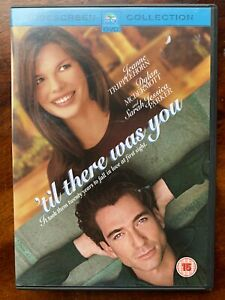 Til There Was You DVD 1997 Romantic Comedy Romcom w/ Sarah Jessica Parker