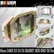 Oil Pan for Nissan 240SX S13 S14 S15 SR20DET SR20 ONLY
