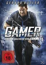 DVD - Gamer (Gerard Butler) / #7018
