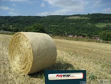 0,06 €/m Polywrap Rundballennetz Heu + Stroh Ballennetz Rundballen 1,25 x 3000m