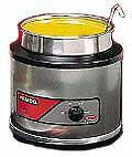 Nemco #6100A Soup Kettle 7 Qt Rnd Warmer