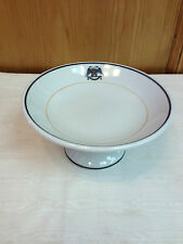 Masonic 32nd Double Eagle Compote Pedestal from Consistory in Bay City, Michigan