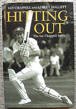 IAN CHAPPELL SIGNED IN PERSON AUTOBIOGRAPHY HARDCOVER BUY AUTHENTIC