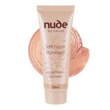 Nude by Nature soft focus illuminator liquid mineral illuminator