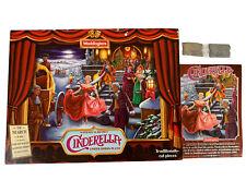 Disney's Cinderella Limited Edition Washington's 1000 pc Puzzle Inc Metal Ticket