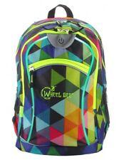 WHEEL BEE LED Mochila Daypack Reflectante 30 litros multicolor Ocio Escuela