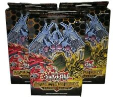 x 3 Sacred Beasts Structure Deck +Free OTS Pack 11 with each set Fast Free Ship