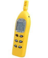 Az8716 Digital Sling Psychrometer Temperature And Humidity Meter Dew Point Meter