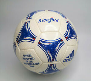 adidas Fußball Tricolore WM world cup 1998 Official Matchball