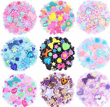 CRAFT KIT Sparkle Cabochon Pearls Diamante Set Kit Decoden Embellishment Mix