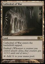 1x Cathedral of War M13 MtG Magic Land Rare 1 x1 Card Cards