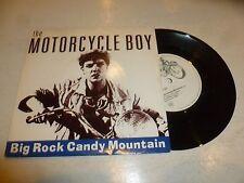 "THE MOTORCYCLE BOY - Big Rock Candy Mountain - 1987 UK 2-track 7"" vinyl single"