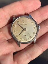 Zenith Sporto Cal 126-6 Rare Original Dial Patina Vintage Watch