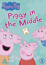 Peppa Pig: Piggy In The Middle And Other Stories DVD (Volume 4)