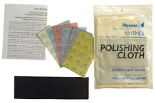 Deluxe Scratch Removal & Polishing Kit for Watches & Rings