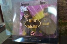 BARBIE BATMAN AND CATWOMAN figures exclusive mip