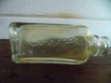 Vintage Early 1900's Campana's Italian Balm Medicine Bottle