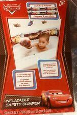 New listing Bathtub Inflatable Safety Bumper Disney Pixar Cars New 2 Bumpers Tub Bathing