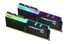 G.SKILL TridentZ RGB Series 16GB (2 x 8GB) 288-Pin DDR4 SDRAM DDR4 3000 (PC4 240