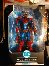 McFarlane Toys DC Multiverse Superman Unchained Armor Action Figure NEW In Box