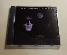 The Sisters Of Mercy - Floodland (CD) 10 Tracks (Gothic Wave)