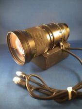 FUJINON EAGLE II 2 TV-Z Camera LENS & MOTOR A16x9.5BMD-D18 1:1.8/9.5-152mm